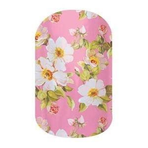 3/$10🌸Floral Exclusive Jamberry Nail Wrap Mani